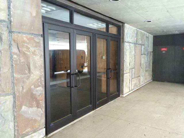 Commercial Doors Store Fronts Gilt Edge Doors Glass